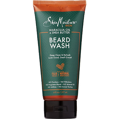 Online Only Maracuja Oil & Shea Butter Beard Wash