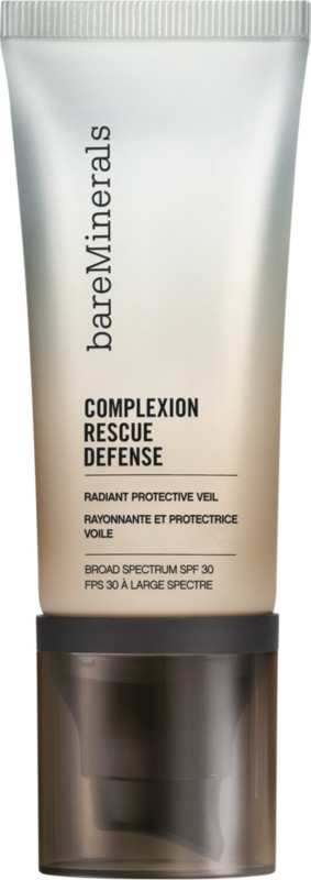 Complexion Rescue Defense Radiant Protective Veil Broad Spectrum Spf 30 by Bare Minerals