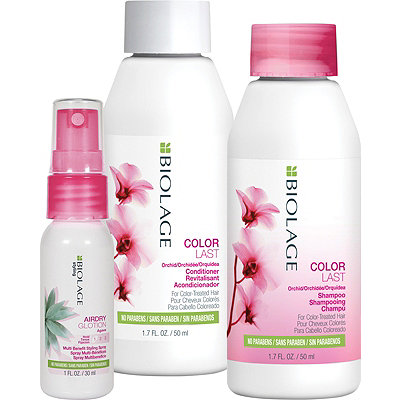 Deluxe Biolage 3 Pc Colorlast Kit