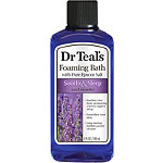 FREE Lavender Foaming Bath w/any Dr. Teals Pink Himalayan Mineral Soak purchase