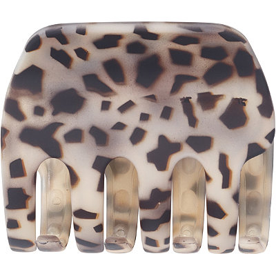 Marble Tortoise Jaw Clip