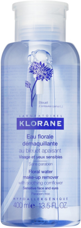 Micellar Water with Organically Farmed Cornflower by Klorane #11