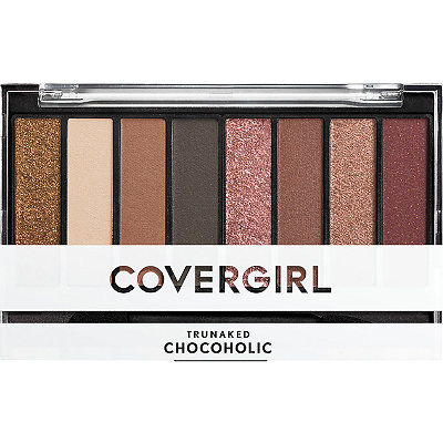 Chocoholic Scented TruNaked Eye Shadow Palette