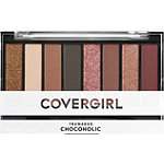 CoverGirl Chocoholic Scented TruNaked Eye Shadow Palette