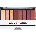 CoverGirl Sunsets TruNaked Eye Shadow Palette