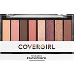 CoverGirl Peach Punch Scented TruNaked Eye Shadow Palette