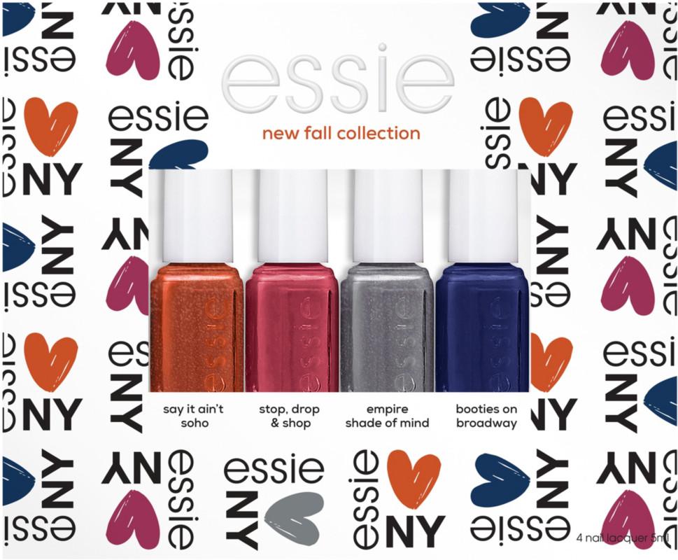 Essie Fall 2018 Mini Nail Polish Collection Kit | Ulta Beauty