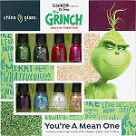 Online Only The Grinch Micro Mini Nail Lacquer Kit