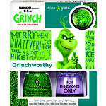 Online Only The Grinch Grinchworthy Nail Art Duo