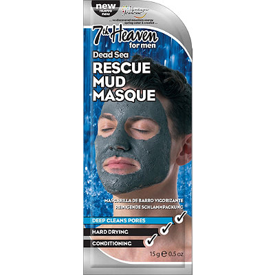 Online Only 7th Heaven Men's Dead Sea Mud Masque