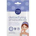 Miss Spa Online Only Detoxifying Self-Heating Crème Mask