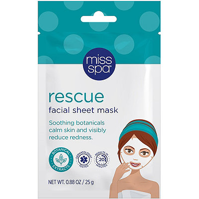 Online Only Rescue Facial Sheet Mask