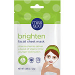Miss Spa Online Only Brighten Facial Sheet Mask
