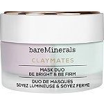 BareMinerals Claymates Mask Duo Be Bright & Be Firm