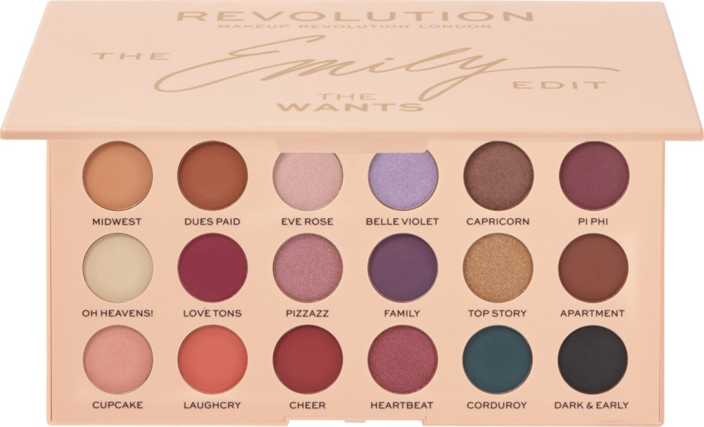 Image result for the wants palette