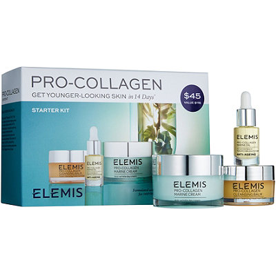 Pro-Collagen Starter Kit - Get Younger-Looking Skin in 14 Days