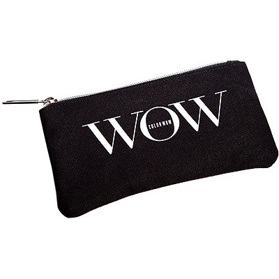 FREE Cosmetic Bag w/any Color Wow purchase