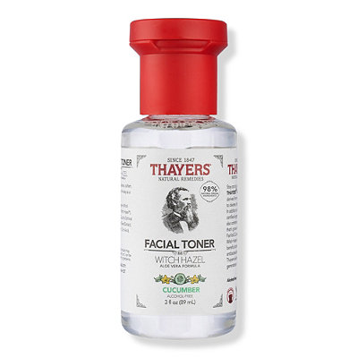 Travel Size Alcohol-Free Witch Hazel Toner