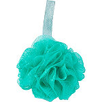 Green Shower Pouf