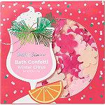 Winter Citrus Bath Confetti