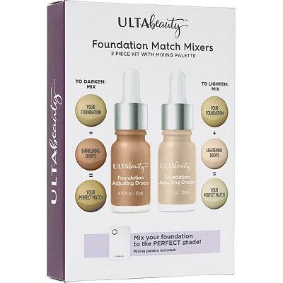 Foundation Match Mixers