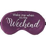 Weekend Sleep Mask