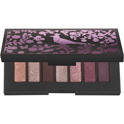 Glazen Smooth Silk Eyeshadow Palette - Mauves