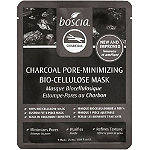 Online Only Charcoal Pore-Minimizing Bio-Cellulose Mask