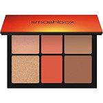 Smashbox Ablaze Face Palette: Blush, Bronze, Highlight