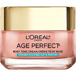 L'Oréal Age Perfect Rosy Tone Fragrance Free Face Moisturizer