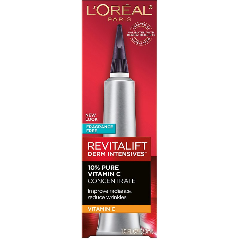 L Oreal Revitalift Derm Intensives Vitamin C Serum Ulta Beauty