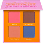 Online Only Plushies Sheer Pressed Pigment Quad