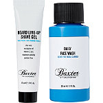 Baxter of California Online Only FREE Clean Shaven 2 Pc Set set or Deep Cleansing Bar Charcoal Clay w/any $30 Baxter of California purchase