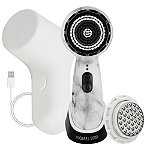 Michael Todd Beauty Soniclear Petite Antimicrobial Sonic Skin Cleansing Brush White Marble