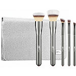 Brush Believer Super Squad 5 Pc Brush Set + Vanity Tray