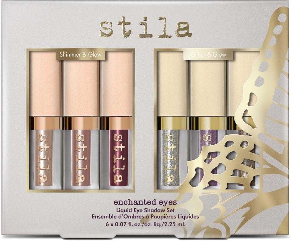 Image result for stila enchanted eyes liquid eyeshadow set