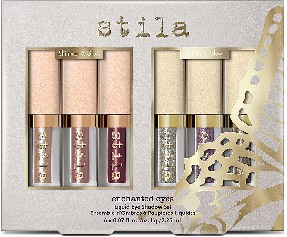Image result for stila enchanted eyes liquid eyeshadow set