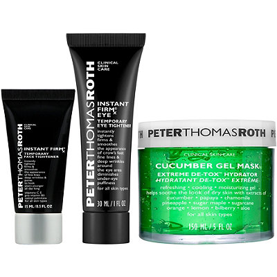 Online Only Cucumber & Instant FirmX Trio Kit