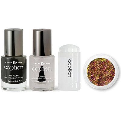 Caption Chrome Boss Nail Art Kit