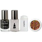 Young Nails Caption Chrome Boss Nail Art Kit