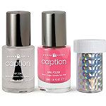 Young Nails Caption Foil Freak Diamond Chip Kit