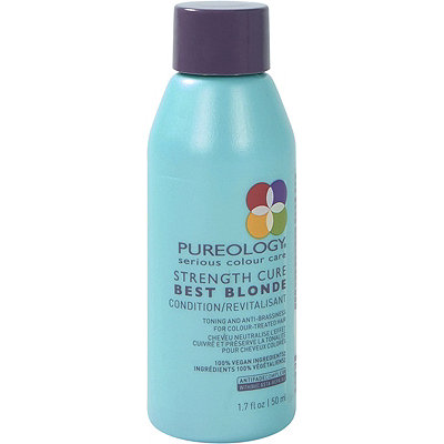 Travel Size Strength Cure Best Blonde Conditioner