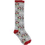 Penguin Knee Socks-One Size