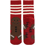 Gingerbread Socks-One Size