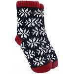 Snowflake Slipper Socks-One Size