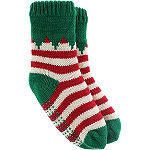 Elf Slipper Socks-One Size