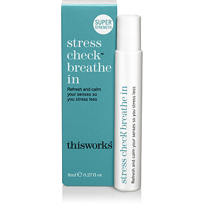 Online Only Stress Check Breathe In