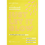 Patchology Online Only moodmask ''Just Let It Glow'' Healthy Glow Sheet Mask