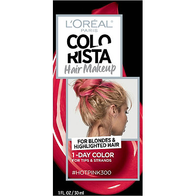 Colorista Hair Makeup 1-Day Hair Color For Blondes