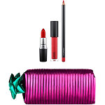 Online Only Shiny Pretty Things Goody Bag: Red Lips